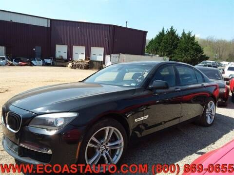 2011 BMW 7 Series for sale at East Coast Auto Source Inc. in Bedford VA