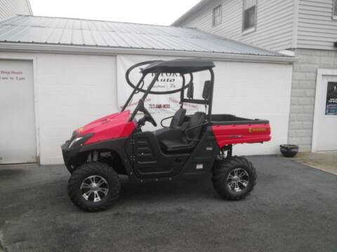 2017 Massimo MSU 850 for sale at VICTORY AUTO in Lewistown PA