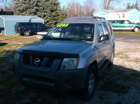 2006 Nissan Xterra for sale at Straight Line Motors LLC in Fort Wayne IN