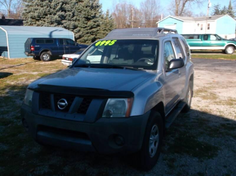 2006 Nissan Xterra for sale at Straight Line Motors LLC in Fort Wayne IN
