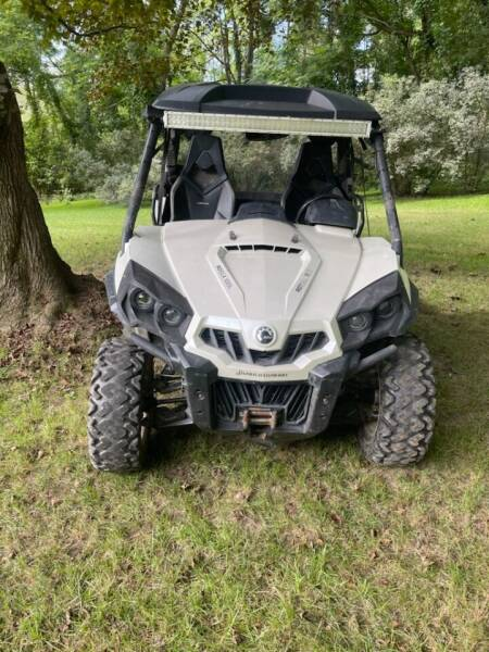 2013 Can-Am Commander for sale at Mancuso Country Auto in Batavia NY