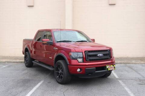 2014 Ford F-150 for sale at El Patron Trucks in Norcross GA