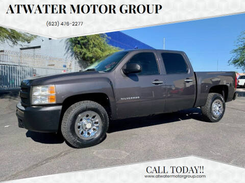 2010 Chevrolet Silverado 1500 for sale at Atwater Motor Group in Phoenix AZ