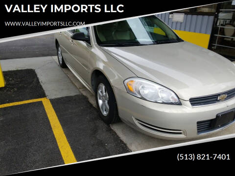 2009 Chevrolet Impala for sale at VALLEY IMPORTS LLC in Cincinnati OH