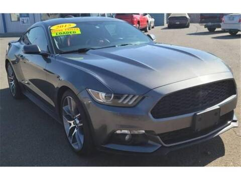 2015 Ford Mustang for sale at ATWATER AUTO WORLD in Atwater CA