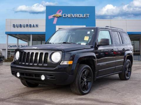 2014 Jeep Patriot for sale at Suburban Chevrolet of Ann Arbor in Ann Arbor MI
