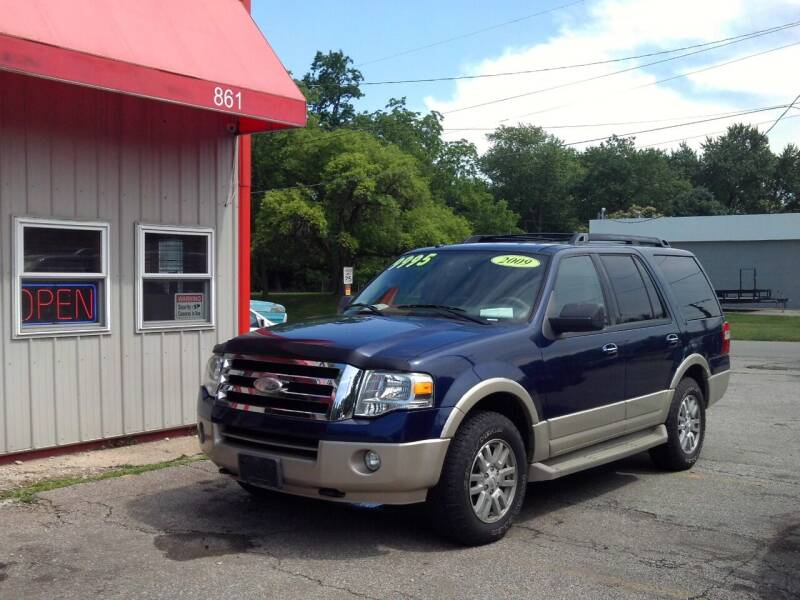 2009 Ford Expedition for sale at Midwest Auto & Truck 2 LLC in Mansfield OH