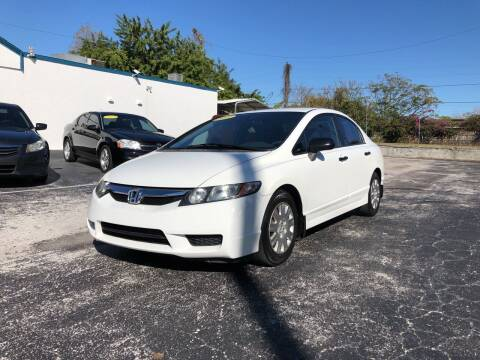 2009 Honda Civic for sale at Sunray Auto Sales Inc. in Holiday FL