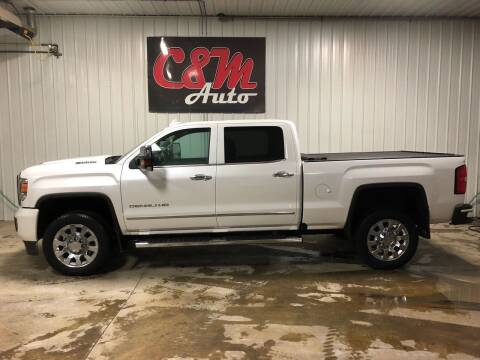 2018 GMC Sierra 2500HD for sale at C&M Auto in Worthing SD