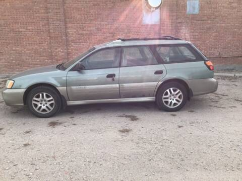 2004 Subaru Outback for sale at Paris Fisher Auto Sales Inc. in Chadron NE