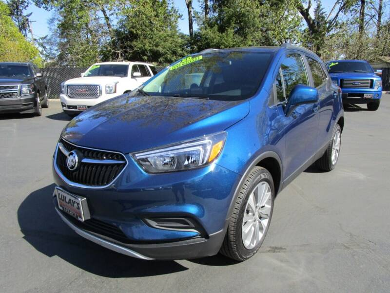 2020 Buick Encore for sale at LULAY'S CAR CONNECTION in Salem OR