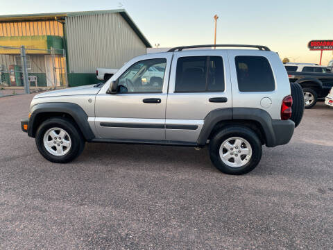2007 Jeep Liberty for sale at Broadway Auto Sales in South Sioux City NE