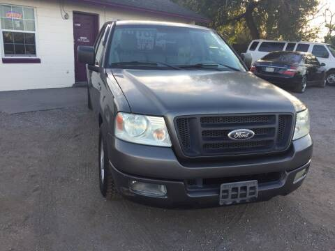 2004 Ford F-150 for sale at Excellent Autos of Orlando in Orlando FL