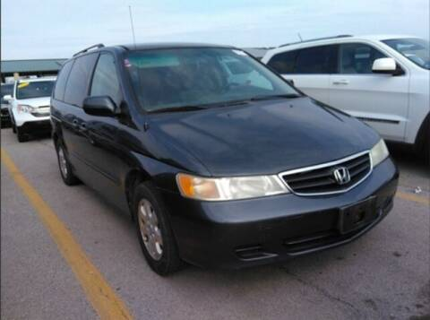 2004 Honda Odyssey for sale at HW Used Car Sales LTD in Chicago IL