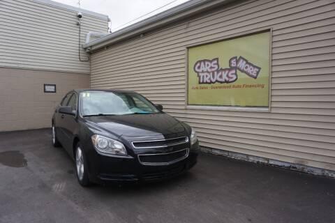 2011 Chevrolet Malibu for sale at Cars Trucks & More in Howell MI
