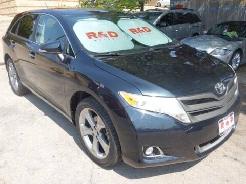 2013 Toyota Venza for sale at R & D Motors in Austin TX