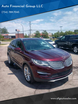 2016 Lincoln MKC for sale at Auto Financial Group LLC in Flat Rock MI