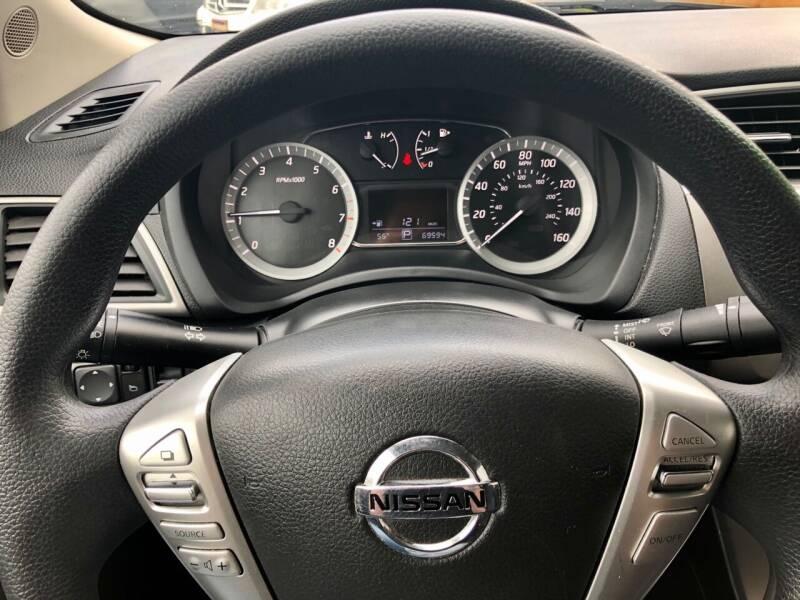 2014 Nissan Sentra SV 4dr Sedan - East Barre VT