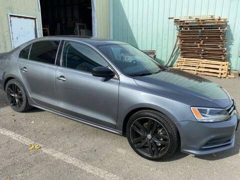 2016 Volkswagen Jetta for sale at Quintero's Auto Sales in Vacaville CA