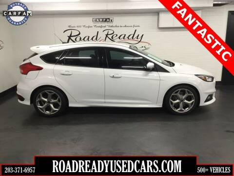 2016 Ford Focus for sale at Road Ready Used Cars in Ansonia CT