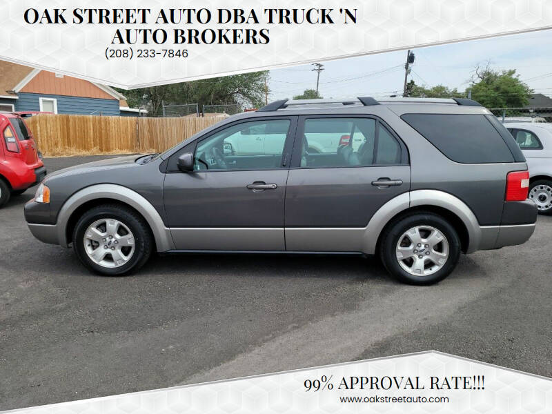 2005 Ford Freestyle for sale at Oak Street Auto DBA Truck 'N Auto Brokers in Pocatello ID