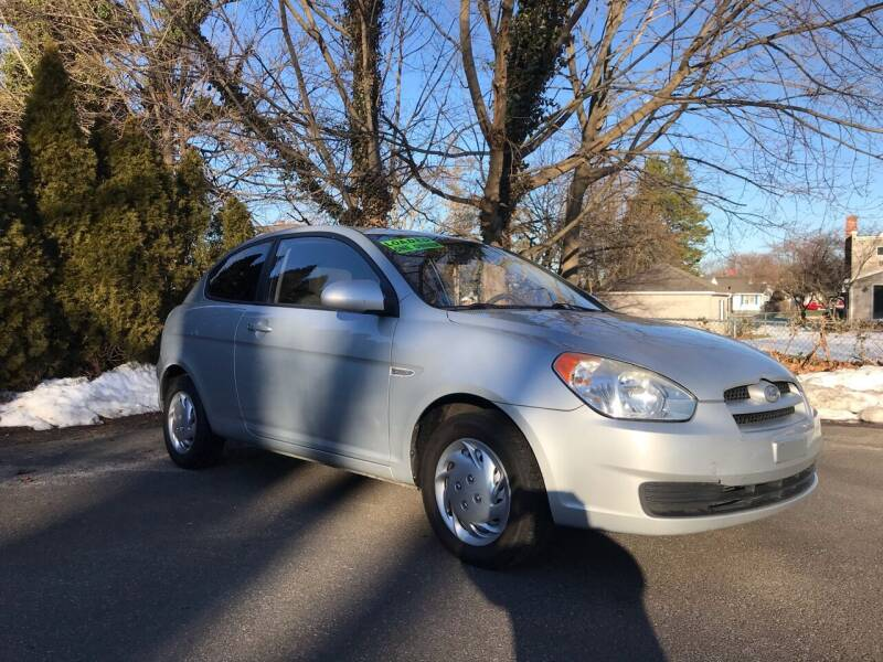 2008 Hyundai Accent for sale at Elwan Motors in West Long Branch NJ
