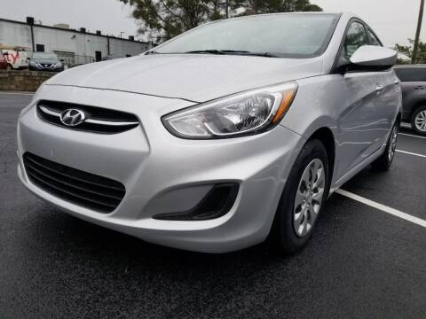 2017 Hyundai Accent for sale at Southern Auto Solutions - Georgia Car Finder in Marietta GA