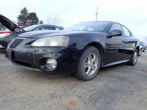 2008 Pontiac Grand Prix for sale at RPM AUTO SALES in Lansing MI