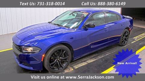 2018 Dodge Charger for sale at Serra Of Jackson in Jackson TN