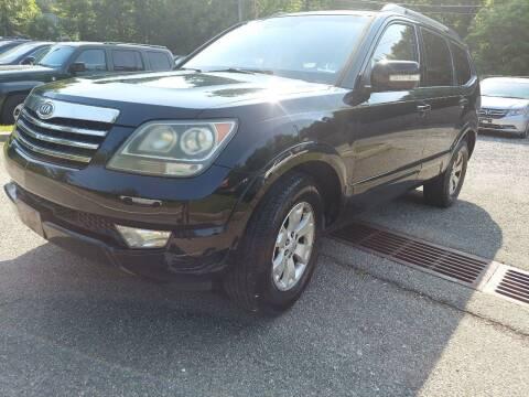 2009 Kia Borrego for sale at AMA Auto Sales LLC in Ringwood NJ