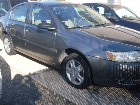 2006 Saturn Ion for sale at Flag Motors in Islip Terrace NY