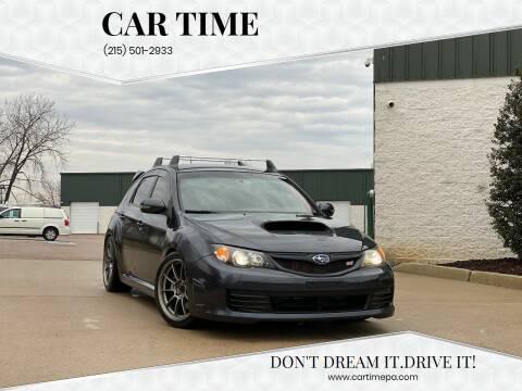 2008 Subaru Impreza for sale at Car Time in Philadelphia PA