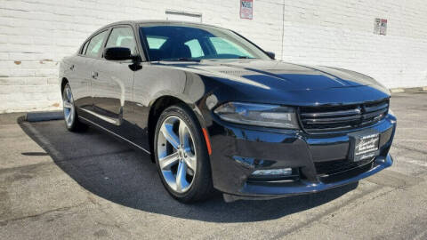 2017 Dodge Charger for sale at ADVANTAGE AUTO SALES INC in Bell CA