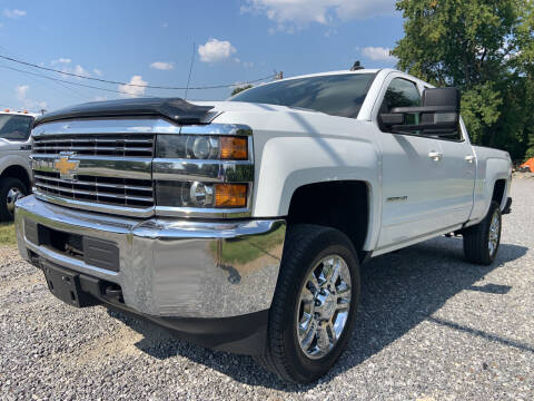 2016 Chevrolet Silverado 2500HD for sale at Priority One Auto Sales - Priority One Diesel Source in Stokesdale NC