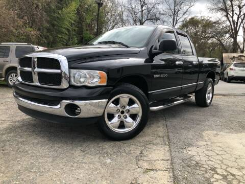 2004 Dodge Ram Pickup 1500 for sale at Atlas Auto Sales in Smyrna GA