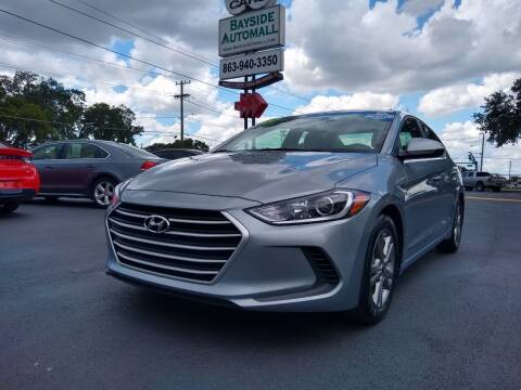 2017 Hyundai Elantra for sale at BAYSIDE AUTOMALL in Lakeland FL