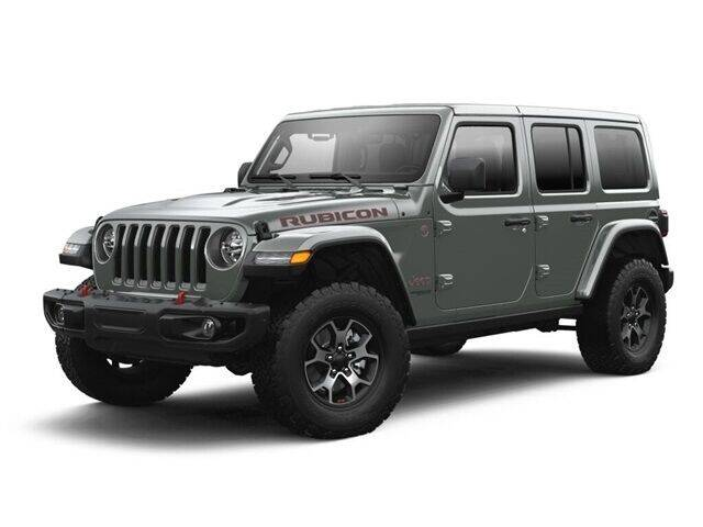 2021 Jeep Wrangler Unlimited for sale at South Shore Chrysler Dodge Jeep Ram in Inwood NY