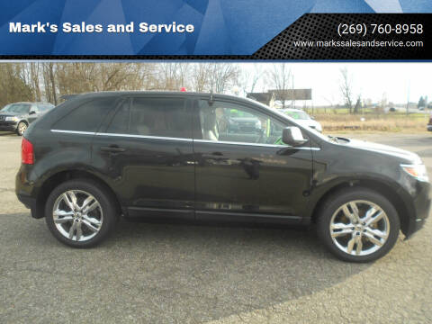 2011 Ford Edge for sale at Mark's Sales and Service in Schoolcraft MI