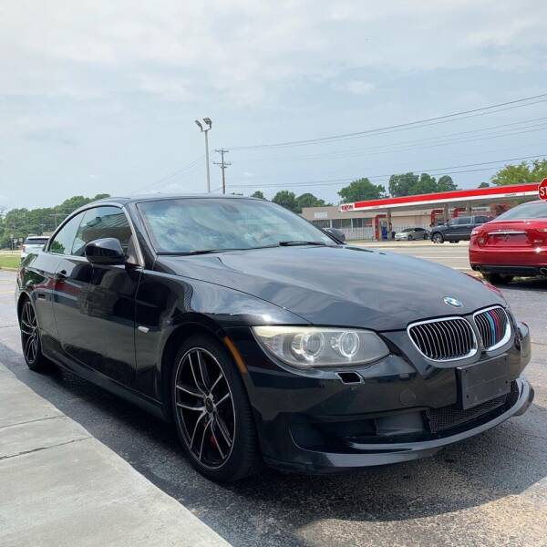 2011 BMW 3 Series for sale at City to City Auto Sales in Richmond VA