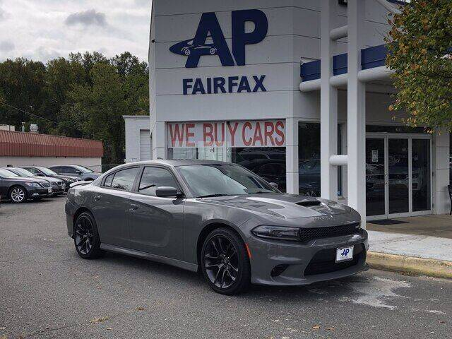 2017 Dodge Charger for sale at AP Fairfax in Fairfax VA