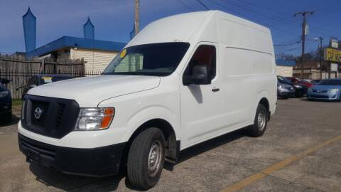 2016 Nissan NV Cargo for sale at A & A IMPORTS OF TN in Madison TN