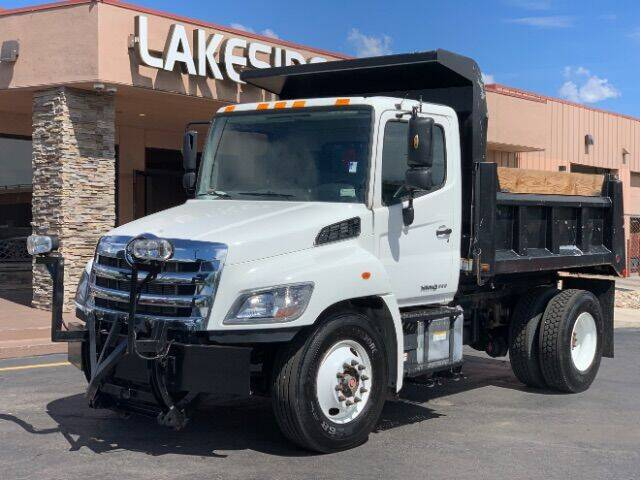 2017 Hino 338 for sale at Lakeside Auto Brokers in Colorado Springs CO