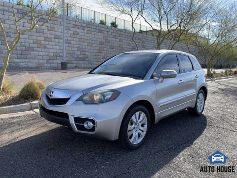 2010 Acura RDX for sale at AUTO HOUSE TEMPE in Tempe AZ