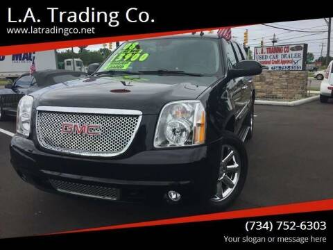 2008 GMC Yukon for sale at L.A. Trading Co. Woodhaven in Woodhaven MI
