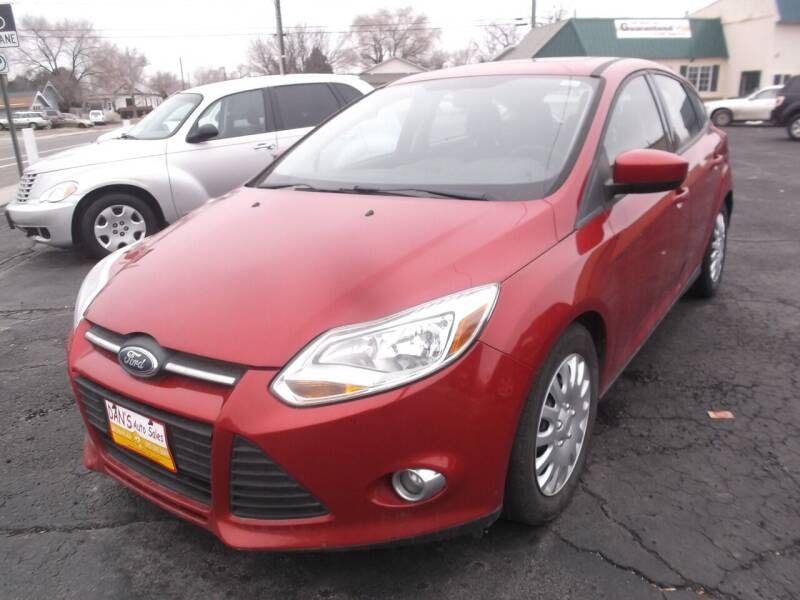 2012 Ford Focus for sale at Dan's Auto Sales in Grand Junction CO