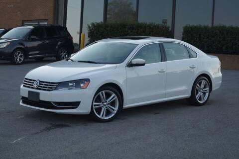 2014 Volkswagen Passat for sale at Next Ride Motors in Nashville TN