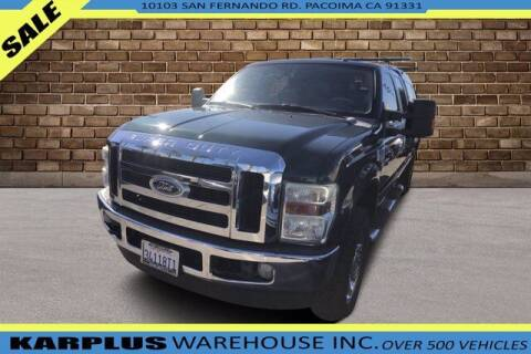 2009 Ford F-250 Super Duty for sale at Karplus Warehouse in Pacoima CA