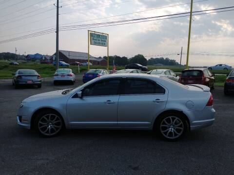 2012 Ford Fusion for sale at Space & Rocket Auto Sales in Meridianville AL