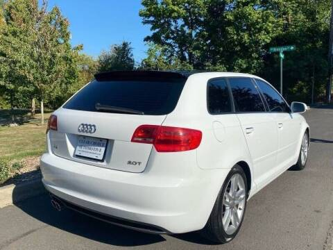 2011 Audi A3 for sale at CLEAR CHOICE AUTOMOTIVE in Milwaukie OR