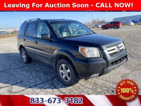 2007 Honda Pilot for sale at Glenbrook Dodge Chrysler Jeep Ram and Fiat in Fort Wayne IN